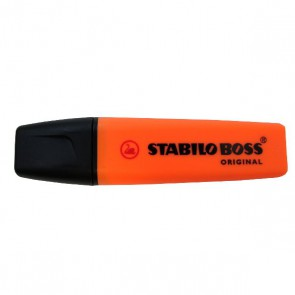 Surligneur Stabilo Boss orange