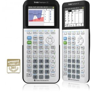 Calculatrice TI 83 PREMIUM CE  Texas Instrument.