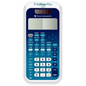 Calculatrice  ti Collège Plus Solaire