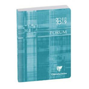 Agenda Forum Clairfontaine TURQUOISE