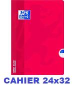 CAHIER 24X32