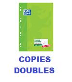 COPIES DOUBLES