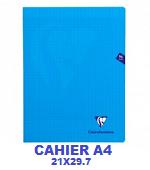 CAHIER A4