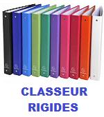 CLASSEURS RIGIDES