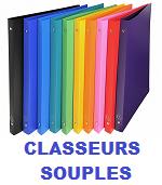 CLASSEURS SOUPLES