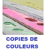 COPIES COULEURS