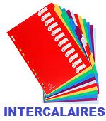 INTERCALAIRES