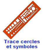 trace cercles