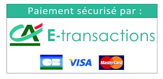 Crédit Agricole - e-transactions- Paybox